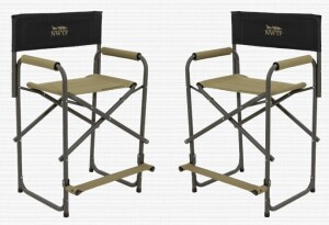 ALPS Directors Chairs, Set of 2