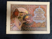 "1901 McCormick ""Pride of the New Century Sales Catalog"