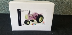 1/126th Scale Models Oliver PURPLE 1950 Diesel