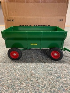 1/8th Scale Models Oliver flare box wagon