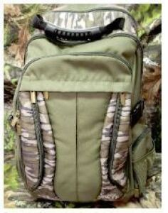 Backpack w MO Bottomland Camo Trim