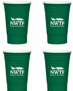 16 oz.Tailgate Cups - Set of 4