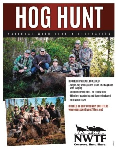 Full Day Hog Hunt for 1 In Florida with Gods Country Outfitters
