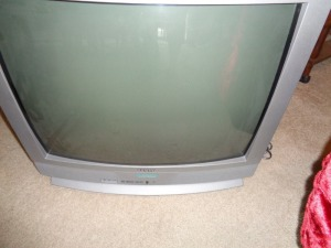 Sanyo Older TV