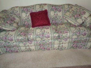 3 Cushion Hunting House Sofa