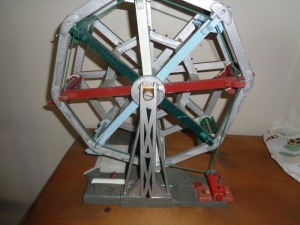 Ferris Wheel handmade rotates Unique Item