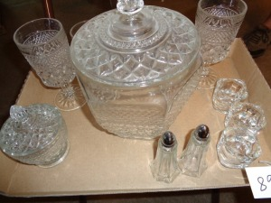 Press glass assortment