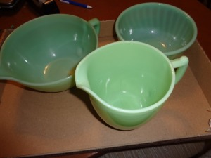 3 pieces of Jadeite