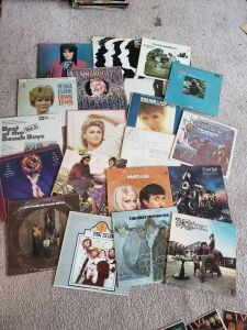 Assorted Records- Kenny Rogers And more