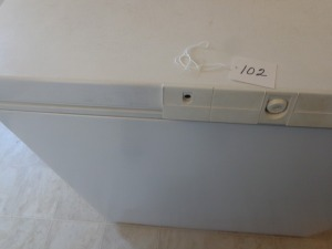 Small Chest Type Freezer