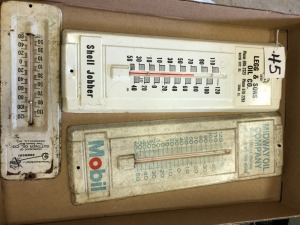 3 Thermometers