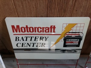 Mastercraft Battery Display Top