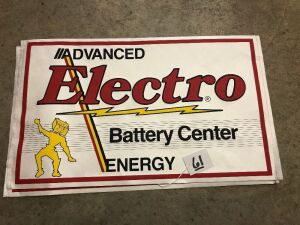 2 Electro Battery Center Energy Paper Display Cover