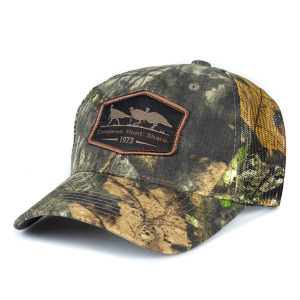 Mens MO Obsession Meshback Cap w NWTF Patch