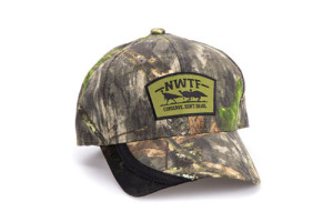 MO Obsession DUK Crown Cap w NWTF Logo on Patch