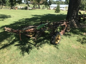 John Deere 3 Bottom Pull Type Plow