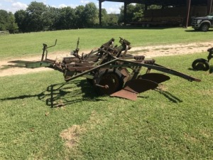 John Deere Two-Way 2 Bottom Plow