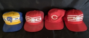 Rams and Reds Hats - 4