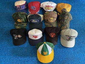 Assorted Hats - 13