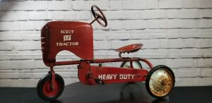 L & F Scout Heavy Duty Tractor