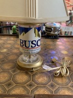 Vintage Budweiser Can Lamp - 3