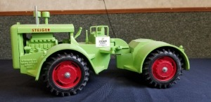 1/16th Scale Models Steiger Tractor No. 1