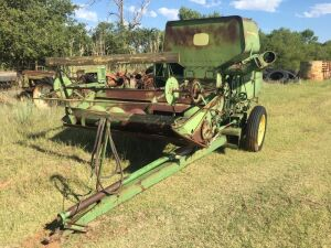John Deere No. 42 Combine * NOTE Pickup Location