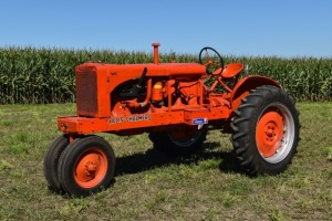 Allis Chalmers Unstyled WC