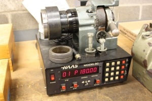 Haas programable indexer