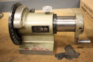 Phase 2 5C Spindex/ Indexer