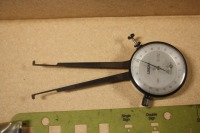 Go/No go gauges, Tri Mic, Dial Inside Groove Gauge, Drafting tools - 3