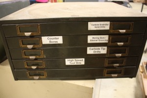 solid carbide cabinet