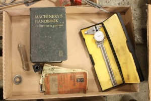 Handbook, calipers