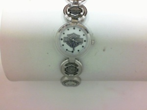 Lady's Harley Davidson Bracelet Watch