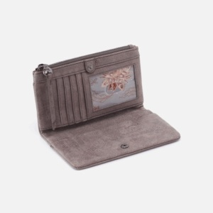 HOBO Wallets - HAYE in Titanium
