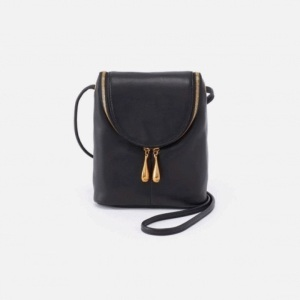 HOBO Bags - FERN in Velvet Black