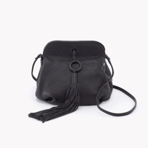 HOBO Bags - BIRDY in Velvet Black