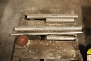 Stainless bar round stock