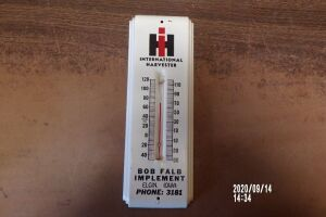 Original IH Thermometer from Bob Falb Implement