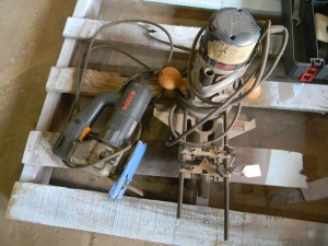 Router / jig saw