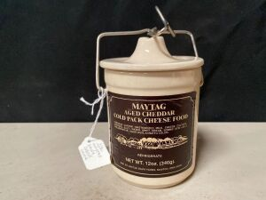 MAYTAG DAIRY CHEESE CROCK