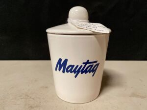 MAYTAG BUTTER CROCK