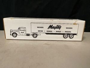 MAYTAG 1948 DIAMOND TRACTOR-TRAILER
