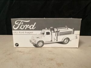 1951 FORD PUMPER