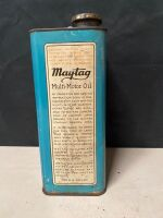 MAYTAG MULTI-MOTOR OIL CAN - 2