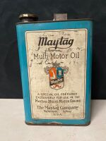 MAYTAG MULTI-MOTOR OIL CAN - 3