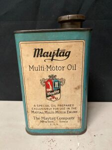 MAYTAG MULTI-MOTOR OIL CAN
