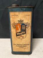 MAYTAG MULTI-MOTOR OIL CAN - PARTIALLY FULL