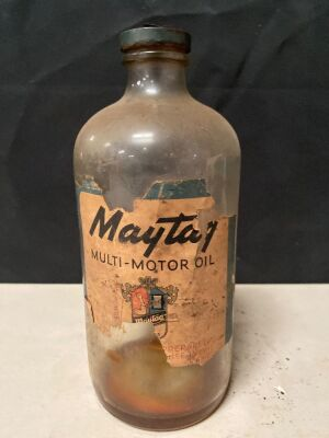 MAYTAG MULTI-MOTOR OIL JAR