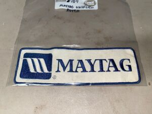 MAYTAG UNIFORM PATCH